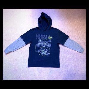 Gap Kids Hood Short/Long Sleeve XL 12